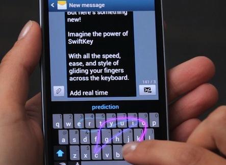 SwiftKey Keyboard Android indir