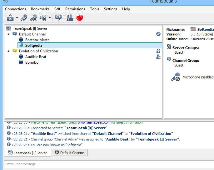 TeamSpeak Server 3 Türkçe indir