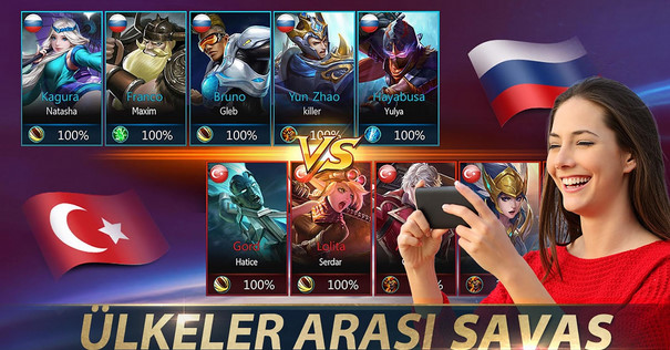 Mobile Legends Bang Bang Strateji Oyunu