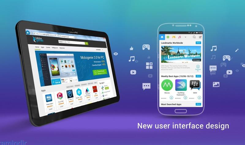 Mobogenie Android Uygulama