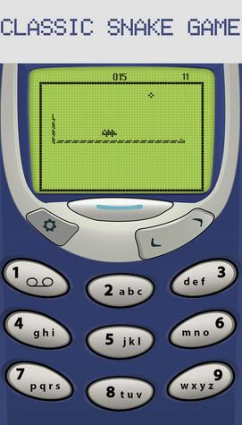 Nokia 3310 Snake Yılan Oyunu indir