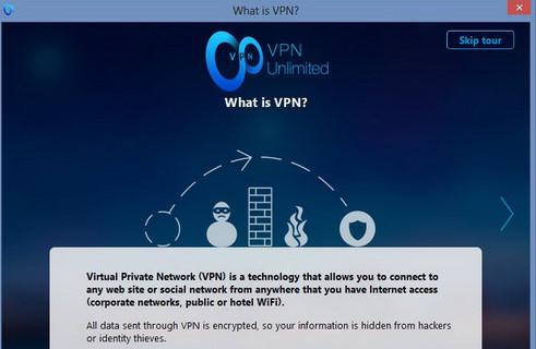 VPN Unlimited En iyi VPN Programı